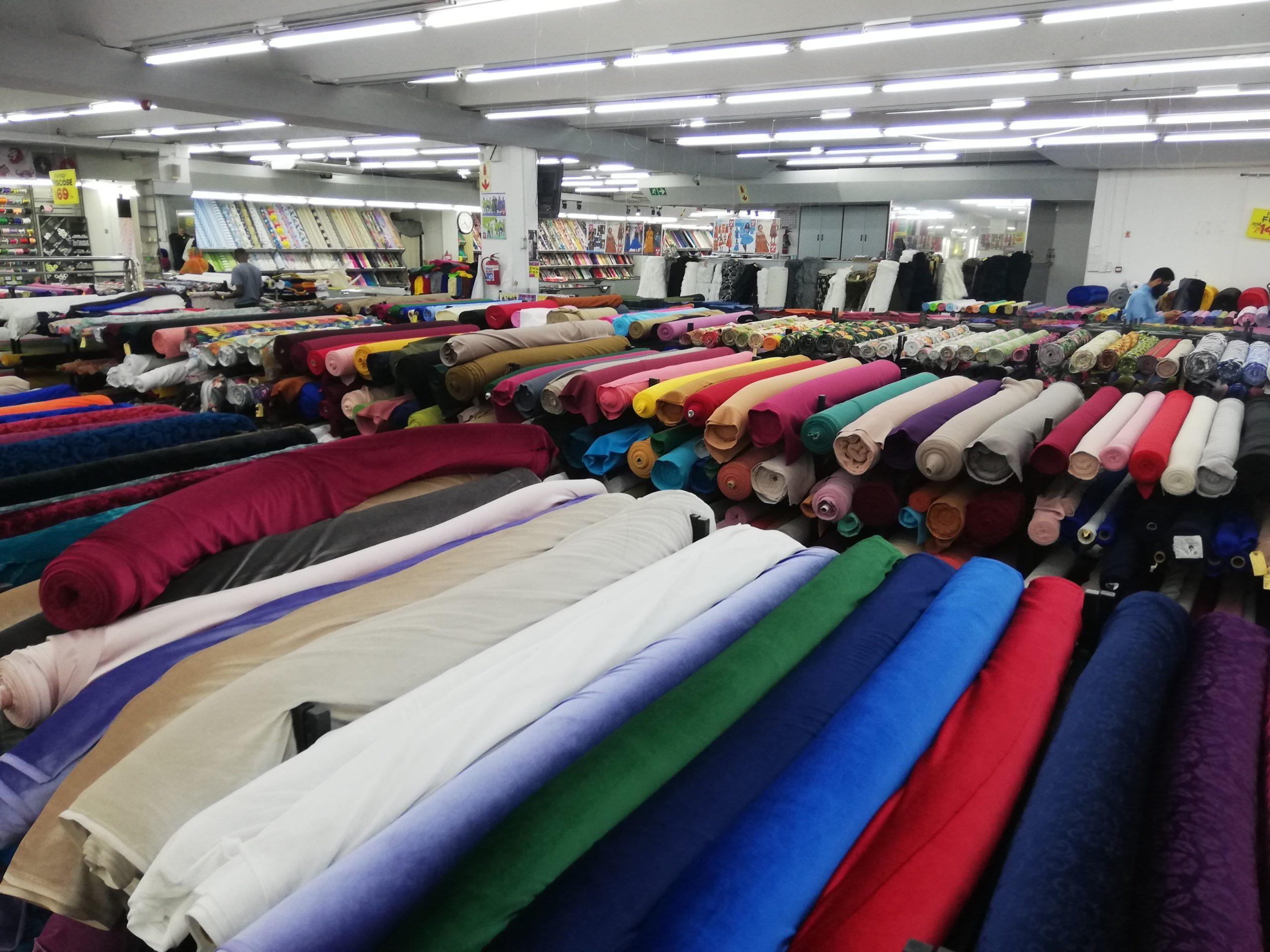 100% CottonCotton Fabrics